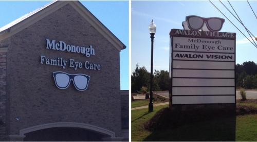 McDonough Family Eye Care Pictures